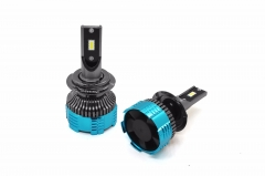 24V H7 LED Truck headlight bulb