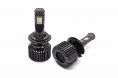 High power H7 LED car headlight bulb