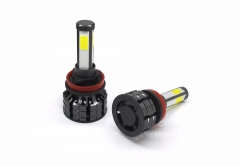 K9 360 light H11 LED car headlight bulb